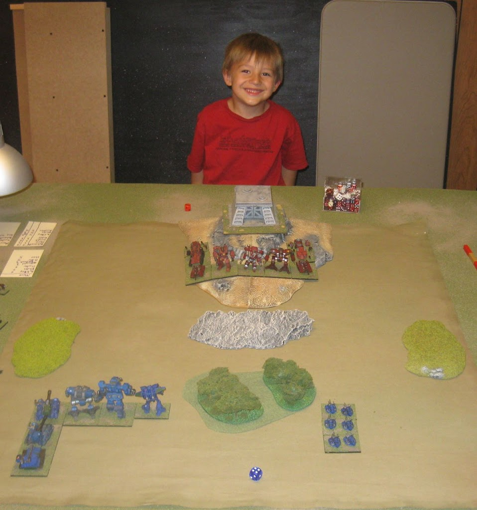 Games with Ezra, Part 1