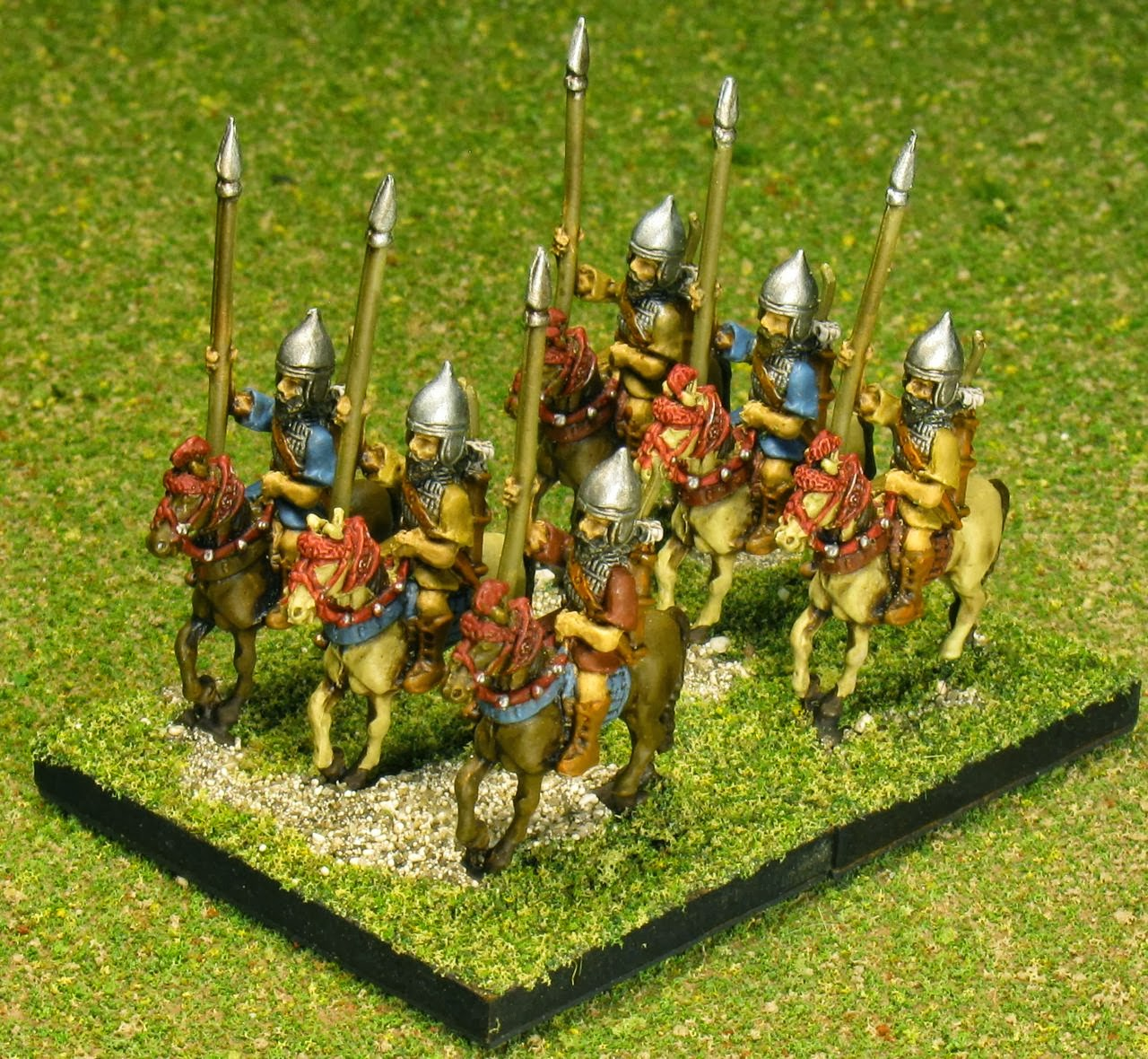 DBA Army I/51: Neo-Assyrian Later Sargonid - Master of None